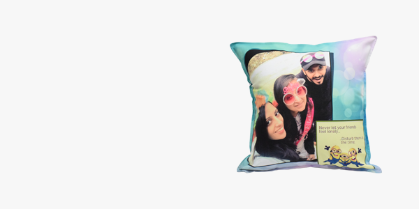 Customized Cushion Cover