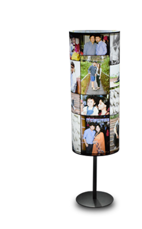 Customized Photo Lamp