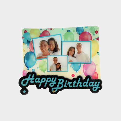Happy Birthday -Photo Frame