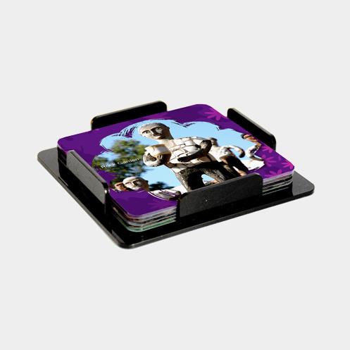 Coaster Acrylic